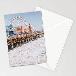 santa monica iii / california Stationery Cards