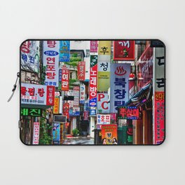 Back Alley Laptop Sleeve