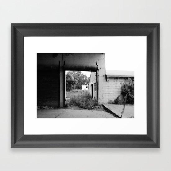 obscura Framed Art Print