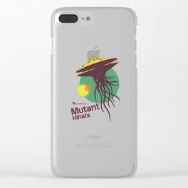 Hexinverter.net – Mutant Hihats Clear iPhone Case