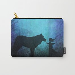 Wolf Whisperer Carry-All Pouch