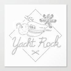 Yacht Rock Canvas Print