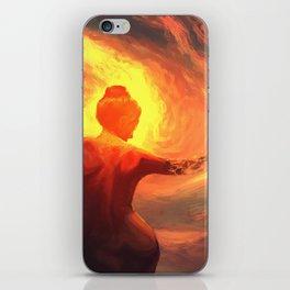 Manifestation iPhone Skin