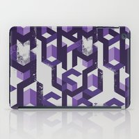 deadmau5 iPad Cases featuring Gravity Levels - Geometry by Sitchko Igor