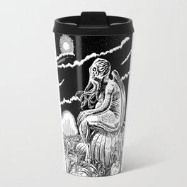 It's the Great Cthulhu! Travel Mug