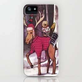 Most Canadian Picture iPhone Case