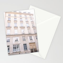Emily's Apartment in Paris, France Stationery Cards