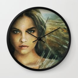 Naska Wall Clock