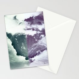 Encroaching Duality Stationery Cards