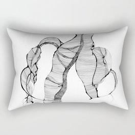 digital Rectangular Pillow