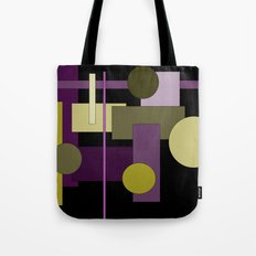 Abstract Geometric #1 Tote Bag
