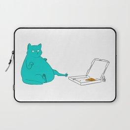 One More Slice Laptop Sleeve