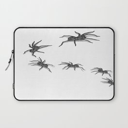 Wolf Spiders Laptop Sleeve