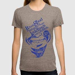 Laid-back County Folks - Dumb and Dumber T-shirt