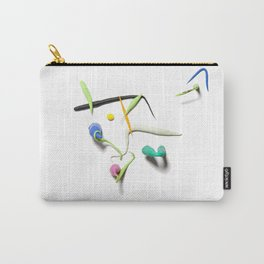 Shapes I Carry-All Pouch