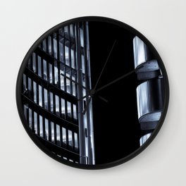 Willis Group and Lloyd's of London Abstract Wall Clock