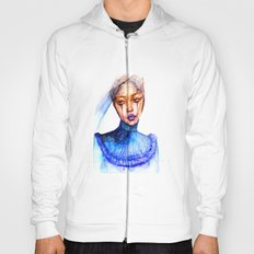 Lady Crying Hoody