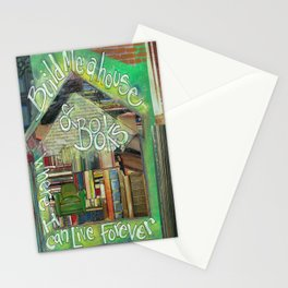 House of Books Stationery Cards