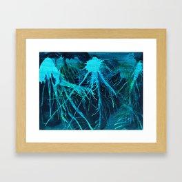 Lake Depths Framed Art Print