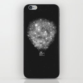 Supernova Sky Ride iPhone Skin