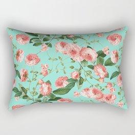 Rosy Life #society6 #decor #buyart Rectangular Pillow