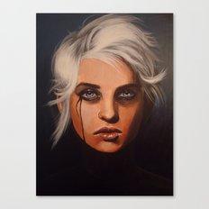Slate is Clean Canvas Print