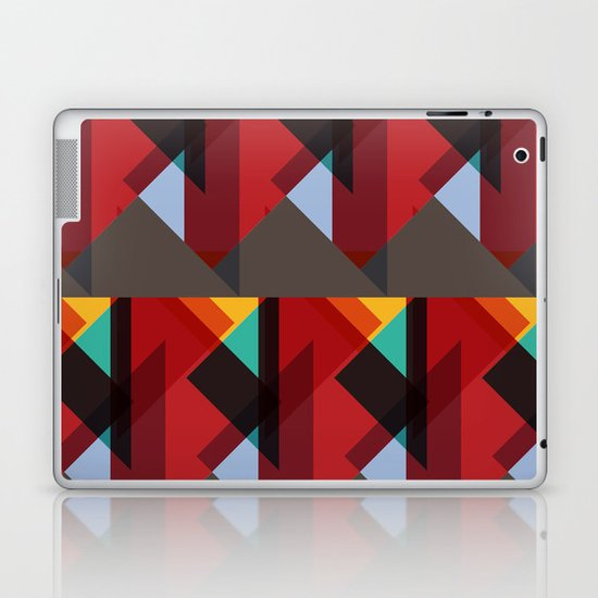 Crazy Abstract Stuff Laptop & iPad Skin