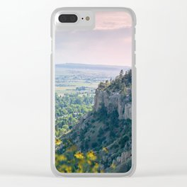 Montana Clear iPhone Case