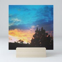 Sky I Mini Art Print