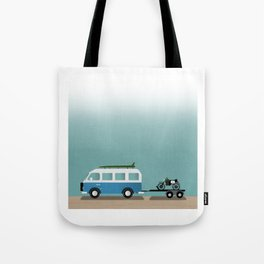 Surf Vans Tote Bag