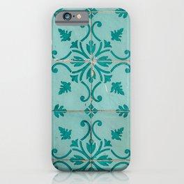 Blue Portugese Tiles | Lisbon Portugal iPhone Case