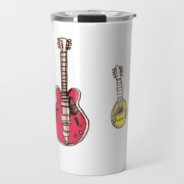 NO DEPRESSION - INSTRUMENTS Travel Mug