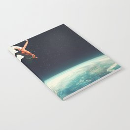 Returning to Earth with a will to Change Notebook
