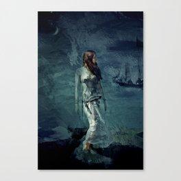 Sentinel Canvas Print