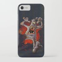 monster iPhone & iPod Cases featuring Monster! by Billy Allison