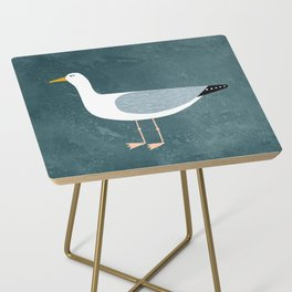 Seagull Standing Side Table