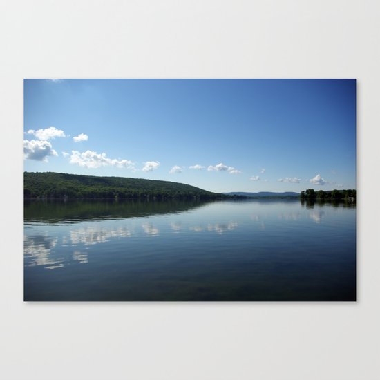 Lovely Lake Canvas Print