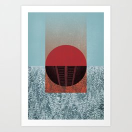 No Past Lives Nº7 Art Print