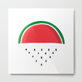 Watermelow Metal Print