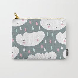 Сute cloud Carry-All Pouch