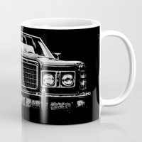 ford Mugs featuring Ford by RS4S6