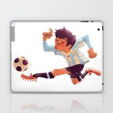Lionel Messi, Argentina Jersey Laptop & iPad Skin