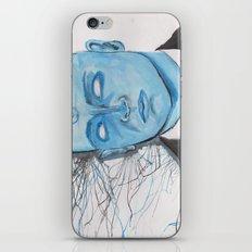 Mr Manhattan iPhone & iPod Skin