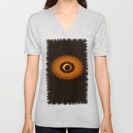 Eye of Storm Unisex V-Neck