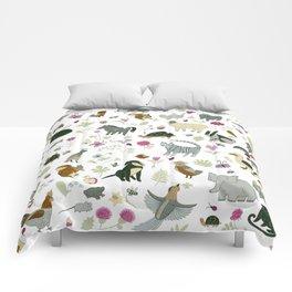 Animal Chart Comforters
