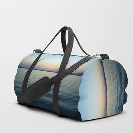 Subtle sunset Duffle Bag
