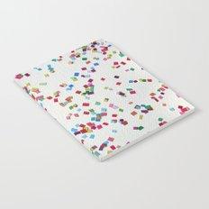 Confetti by Robayre Notebook
