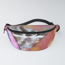 Space mountain Fanny Pack