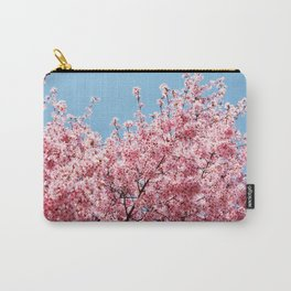 Plum Blossoms Japanese Ume Tree in Early Spring Photography Carry-All Pouch