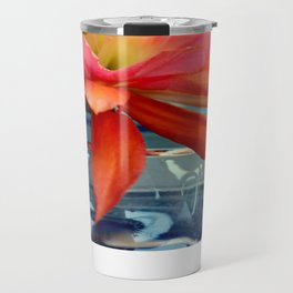 The Water Lily Cactus Travel Mug